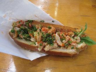 Luisiana Lobster Roll