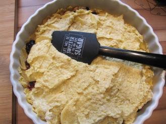 Apfel Amarettini Kuchen Mit Marzipan Gourmeetme