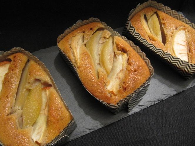 Apfel Birnen Nuss Kuchen Gourmeetme